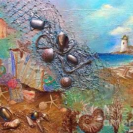 Nautical Nostalgia  by Viktoriya Sirris