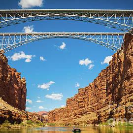 Inge Johnsson - Navajo Bridge
