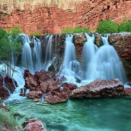 Edwin Verin - Navajo Falls