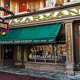 Gary Keesler - Nazerman The Pawnbroker