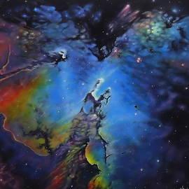 Nebula  by Zach Kintner