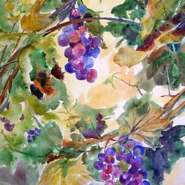 Neighborhood Grapevine by Kathy Braud