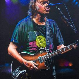 Neil Young by Robert Korhonen