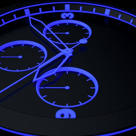 Neon Watch Face - Allan Swart