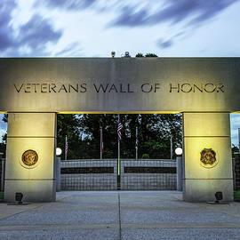 Gregory Ballos - Never Forget - Veterans Wall of Honor - Bella Vista Arkansas