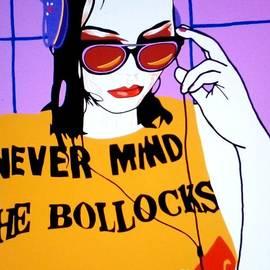 Thomas Mcmahon - Never mind the bollocks