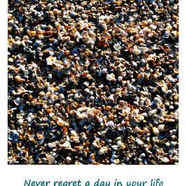 Never Regret A Day by Susanne Van Hulst