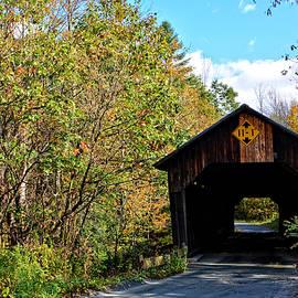 Mike Martin - New England Covered Bridge