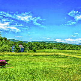 New England Summer by Gestalt Imagery