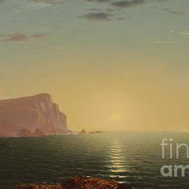 New England Sunrise - John Frederick Kensett
