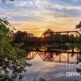 Cathy Alba - New Jersey Sunset