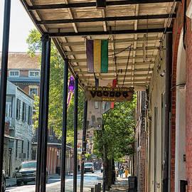 New Orleans Historic Voodoo Museum by Patricia Hofmeester
