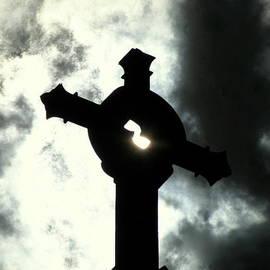 Michael Hoard - New Orleans St. Joseph Catholic Church Rooftop Cross