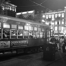 Jay Waters - New Orleans Streetcar