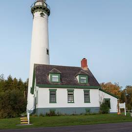Fran Riley - New Presque Isle Light