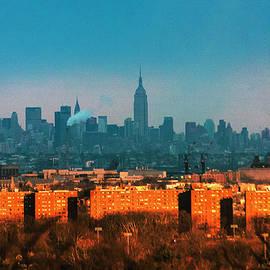 Yuri Lev - New York Blue Vs New Jersey Orange