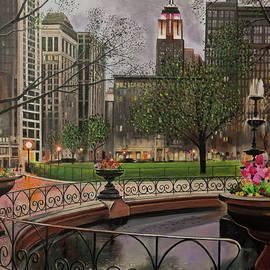 Bill Dunkley - New York Central Park