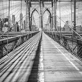NEW YORK CITY Brooklyn Bridge - Panorama - Melanie Viola