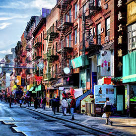 New York City Chinatown - Christopher Arndt