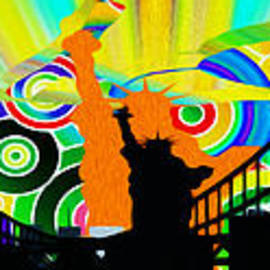 New York City Colors by Stefano Senise