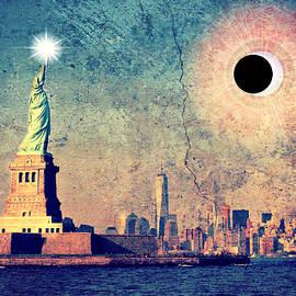 Aurelio Zucco - New York City Solar Eclipse 2017