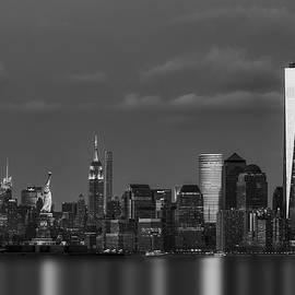 Susan Candelario - New York City Icons BW