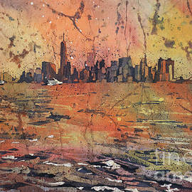 Ryan Fox - New York City Skyline