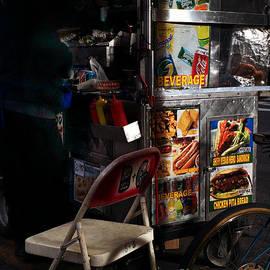Miriam Danar - New York City Street Food - Light and Shadow