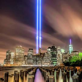 New York City Tribute in Light - Christopher Arndt