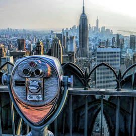 New York City View from the Rock - Christopher Arndt