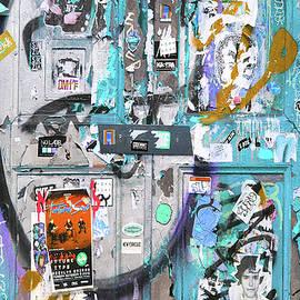 New York Door 1 by Tony Rubino