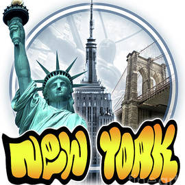 New York by Gregory Dyer