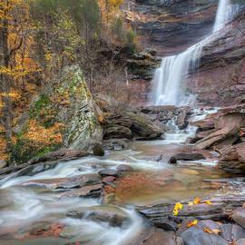New York Kaaterskill Falls by Bill Wakeley