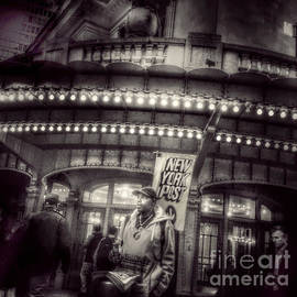 Miriam Danar - New York Post - Grand Central