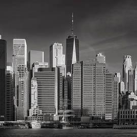 Jerry Fornarotto - New York Skyline Infrared