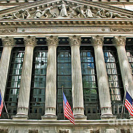 Nishanth Gopinathan - New York Stock Exchange Building 1