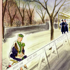 New Yorker March 18 1950 by Leonard Dove