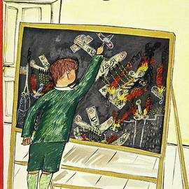 New Yorker March 21 1942 by Ludwig Bemelmans