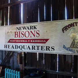 Jeff Roney - Newark Bisons