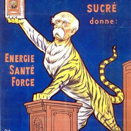 Studio Grafiikka - Newcao - Energy Health Strength - Vintage Advertising Poster