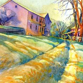 Virgil Carter - Newlin Grist Mill, No 3