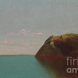 Newport Rocks, 1872 - John Frederick Kensett