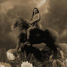 Spadecaller - Nez Perce Scout
