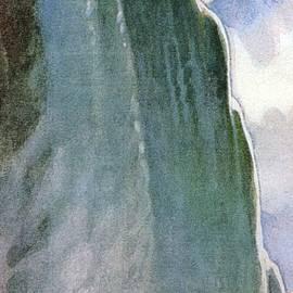 Studio Grafiikka - Niagara Falls - Vintage Illustrated Poster