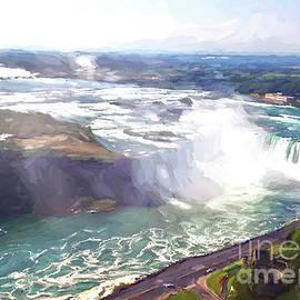 Luther Fine Art - Niagara Horseshoe Falls
