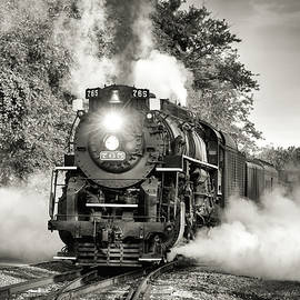 William Beuther - Nickel Plate 765