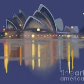 Alexander Sydney - Night at the Opera