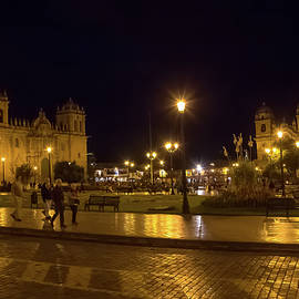 Amy Sorvillo - Night in Cusco