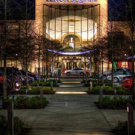 Reid Callaway - Night Life Atlanta Lenox Square Mall Art