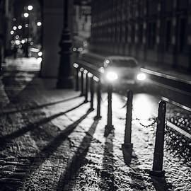 Jenny Rainbow - Night Lights. Prague